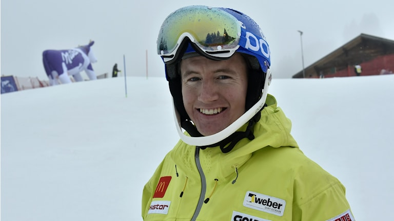 Emil Johansson från skövdeklubben SK Vitesse. Foto:Nisse Schmidt/Sportbild.