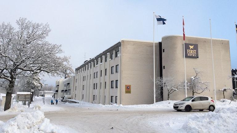 First Hotel Billingehus. Foto: Mats Öfwerström / Sveriges Radio