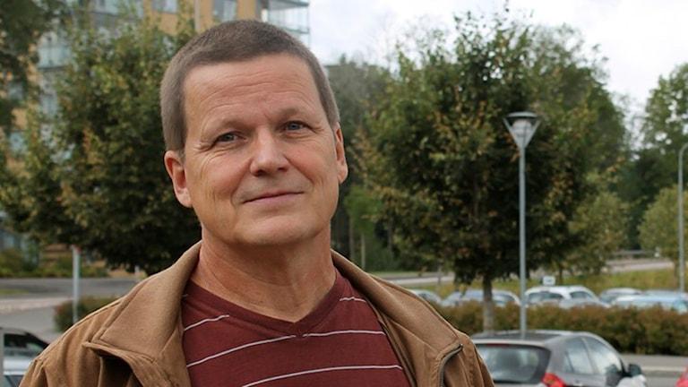 Patrik Björck, (S). Foto: Sveriges Radio