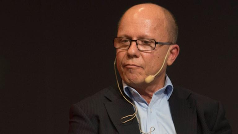 Nils Hansson, chef för Uppdrag granskning