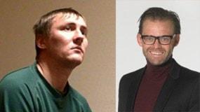 Nerijus Bilevicius som dömdes för mordet på Lisa Holm och advokat Björn Hurtig.