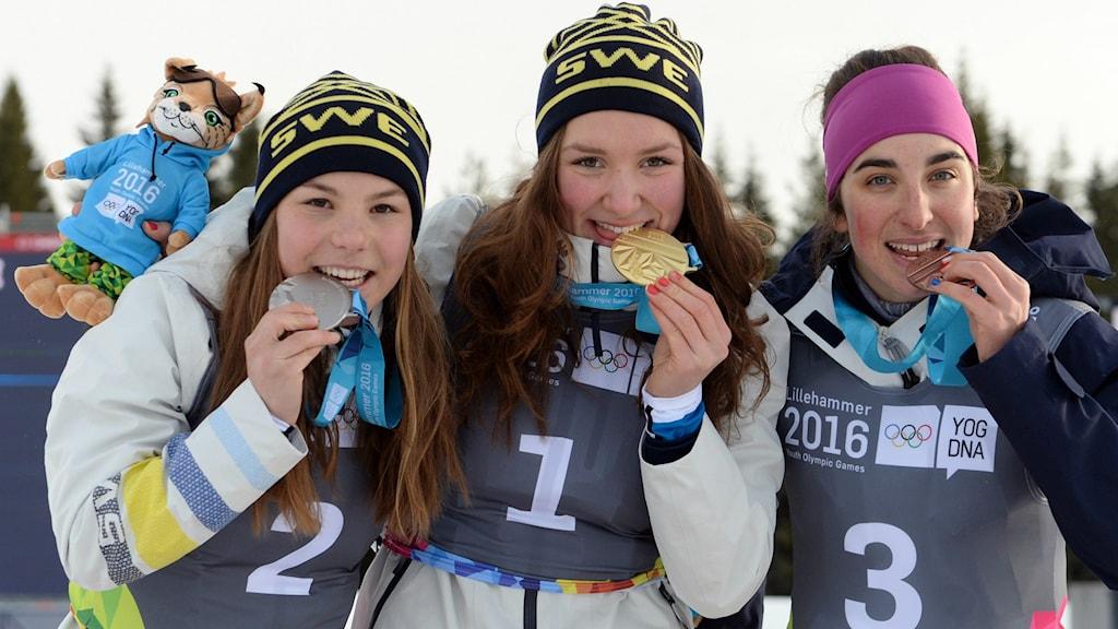Medaljer i ungdoms-OS