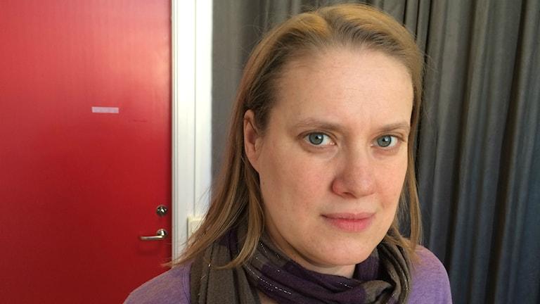 Maria Hjärtqvist är gruppledare för (S) i Skövde.