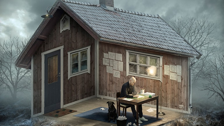 """Architect"" av Erik Johansson"