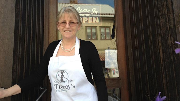 Tina Persson Essunga företagare