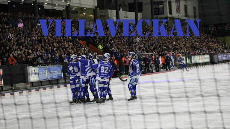 Nu laddar vi för Villavecka.