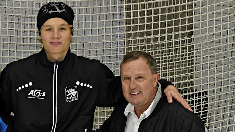 Ludvig och Göran Johansson