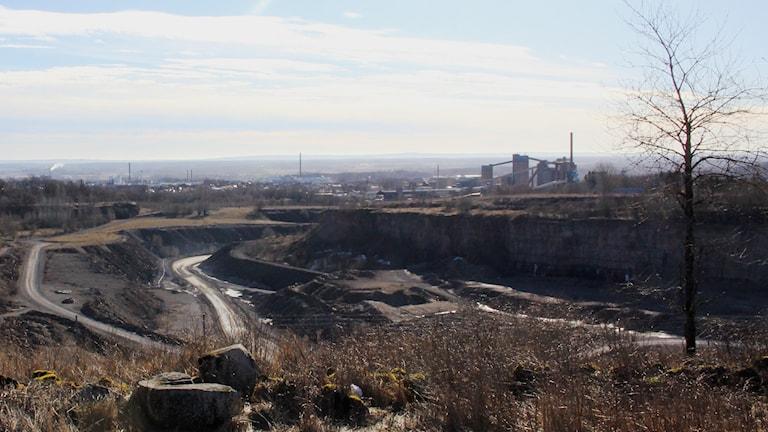 Cementas brott i Skövde