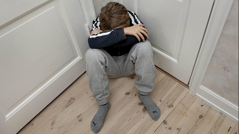 deprimerad barn psyk