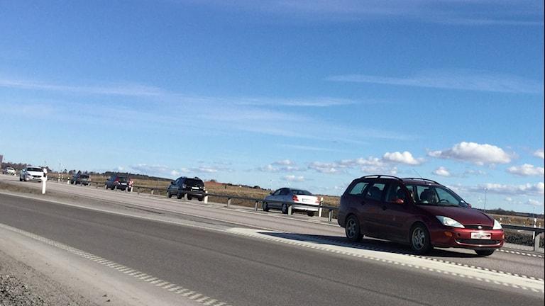 Ökad trafik under påsk