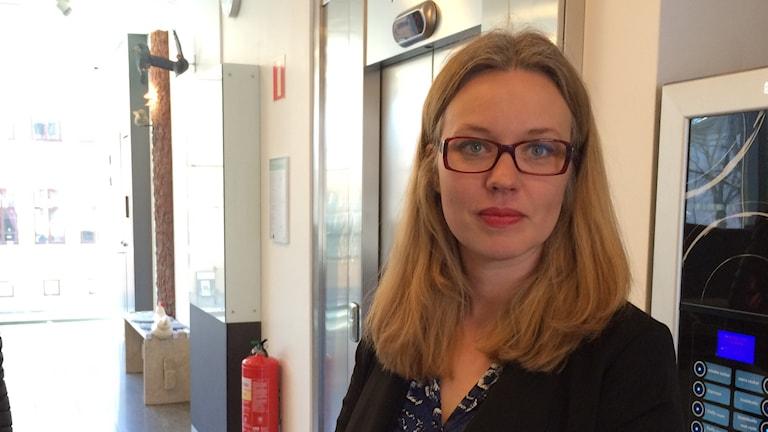 Karin Lundström-Kron.