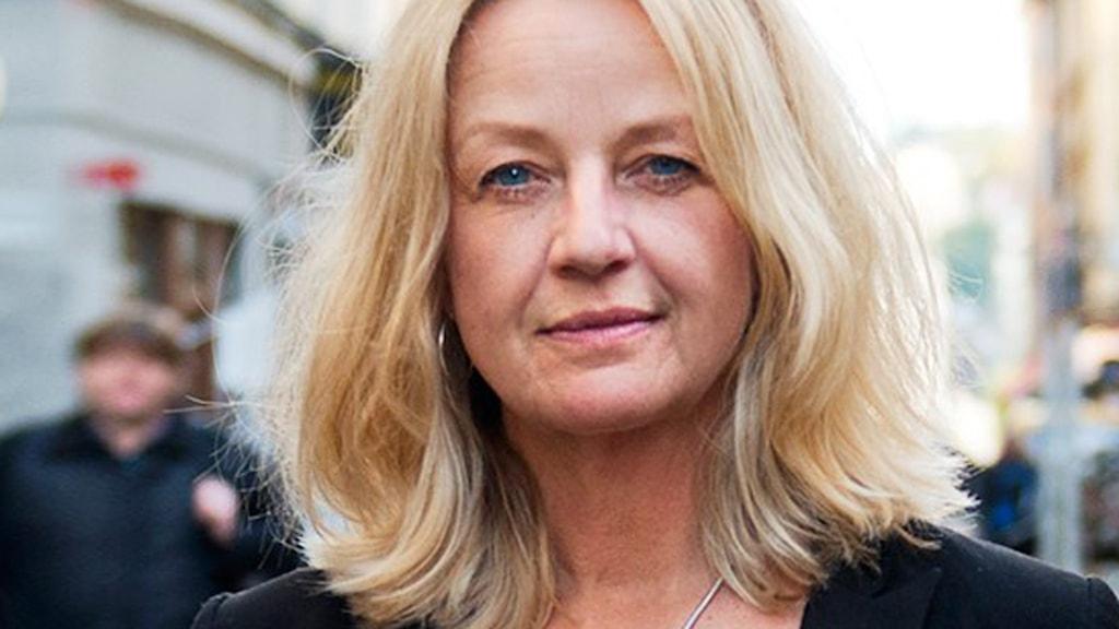 Ylva Bergman, chefredaktör tidningen OmVärlden