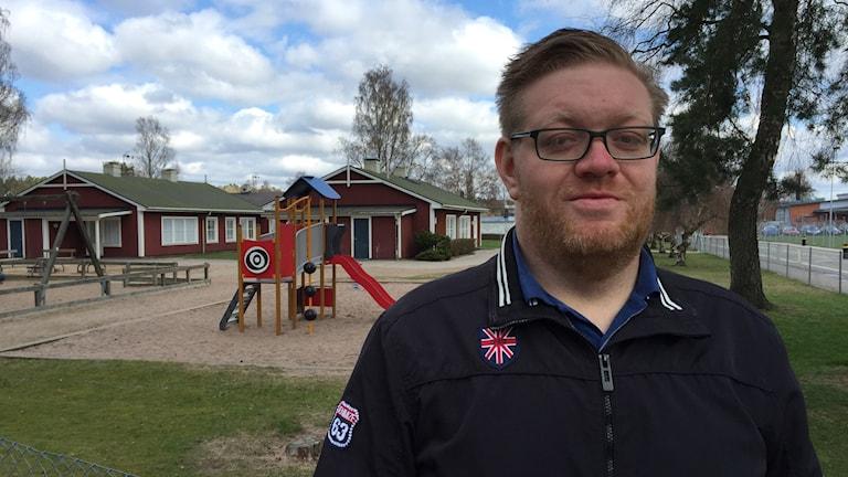 Daniel Madsen från Ardala.