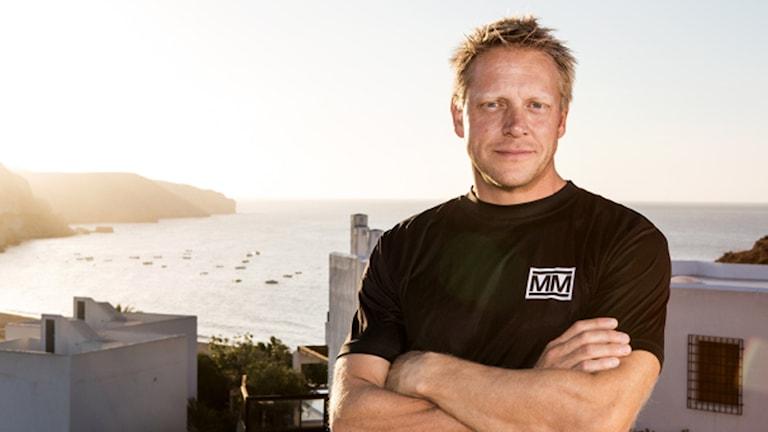 Anders Eriksson från Tibro slutade trea i årets upplaga av Mästarnas mästare.