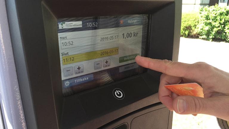P automat