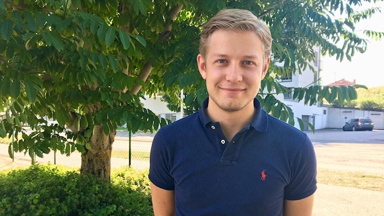 Adam Johansson Moderaterna Falköping