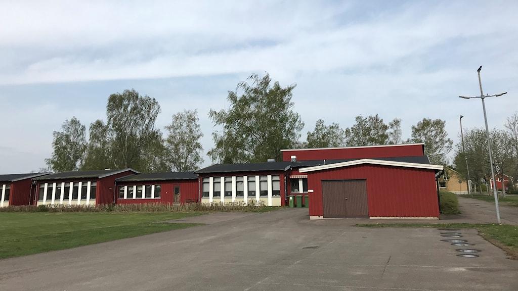 Skolan i Tråvad