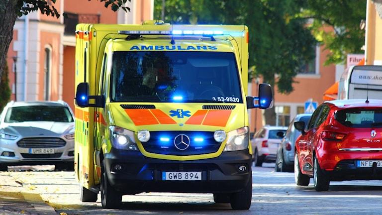 Ambulans i Skara