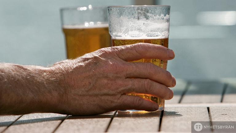 Öl i solen