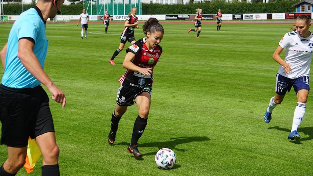 Hanna Boubezari.