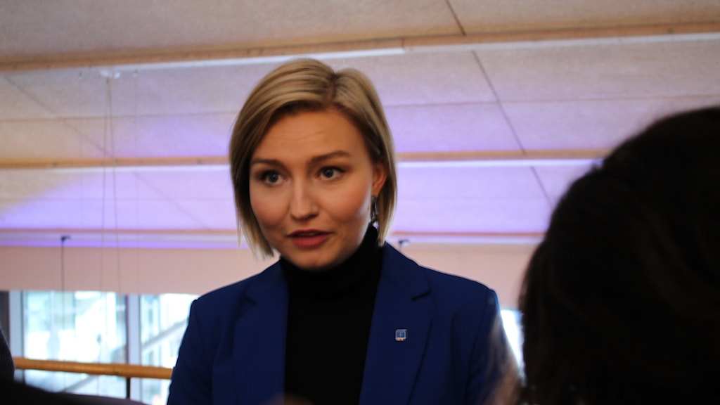 Ebba Busch Thor partiledare för KD