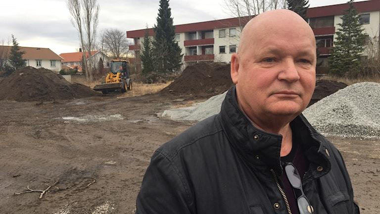 Fastighetsföretagaren Jan Bäckman.
