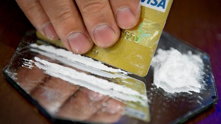 Kokain.