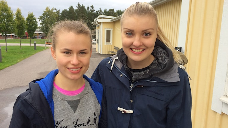 Matilda Algotsson och Joshi Helgesson