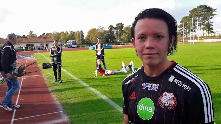 Marie Sandberg, Lidköpings FK