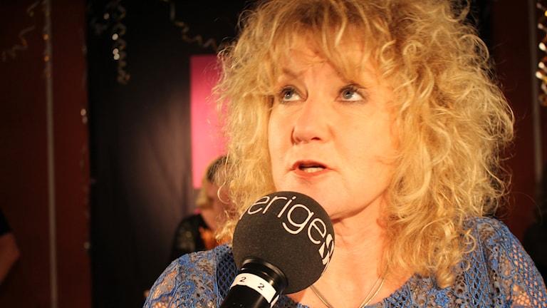 Sexologen Ann-Sofie Lager