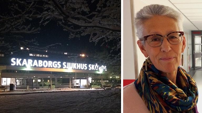 Marga Brisman Skaraborgs sjukhus