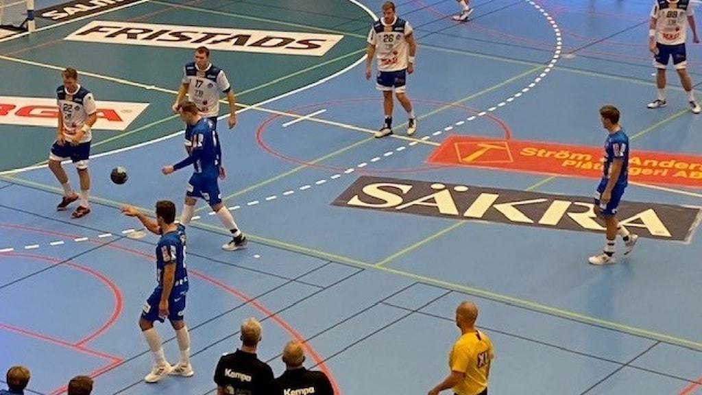 Storseger för IFK Skövde i preimären.