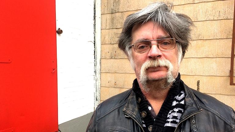 Roger Eriksson, raketroger