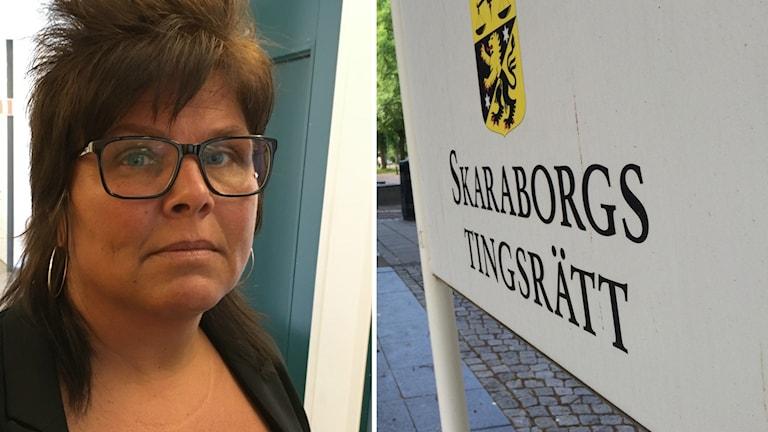 Madeleine och Skaraborgs Tingsrätt