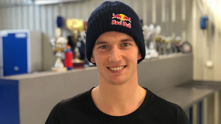 Timmy Hansen från Götene.