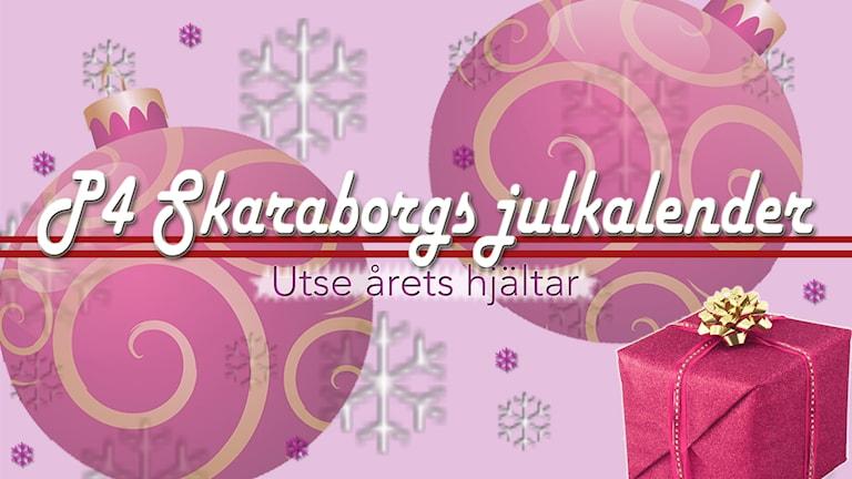 P4 Skaraborgs julkalender