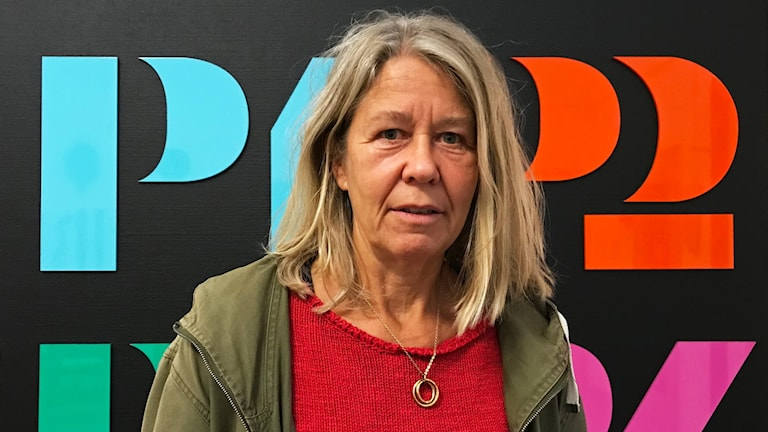 Louise Andersson kurator