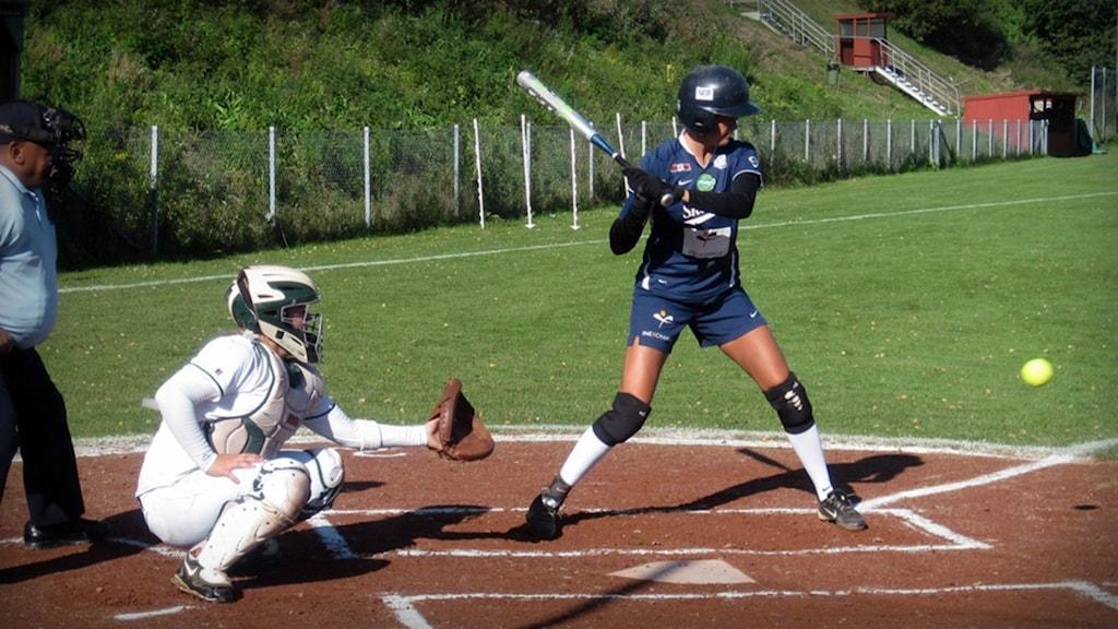 softball skövde saints