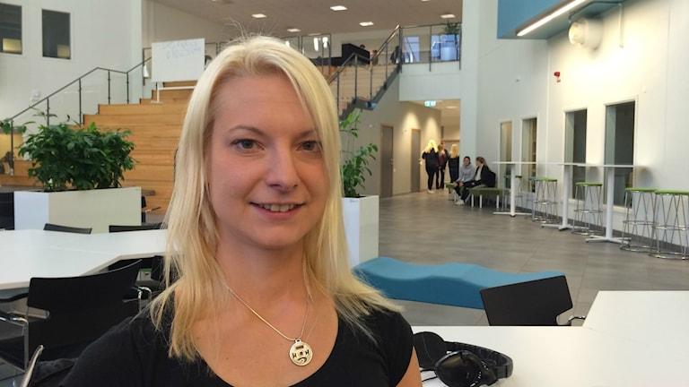Sara Ljungdal är läkare och föreläser om ortorexi