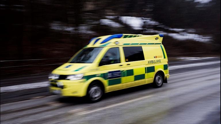 En ambulans
