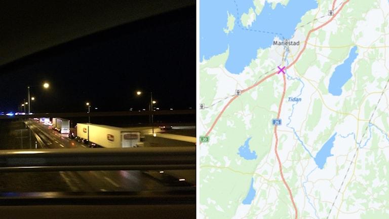 Olycka Mariestad