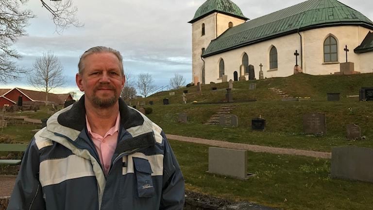 Hans-Olof Martinsson präst