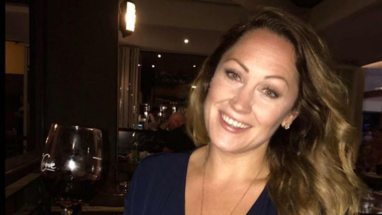 Jessica Robins råkade ut för årets influensa i Australien