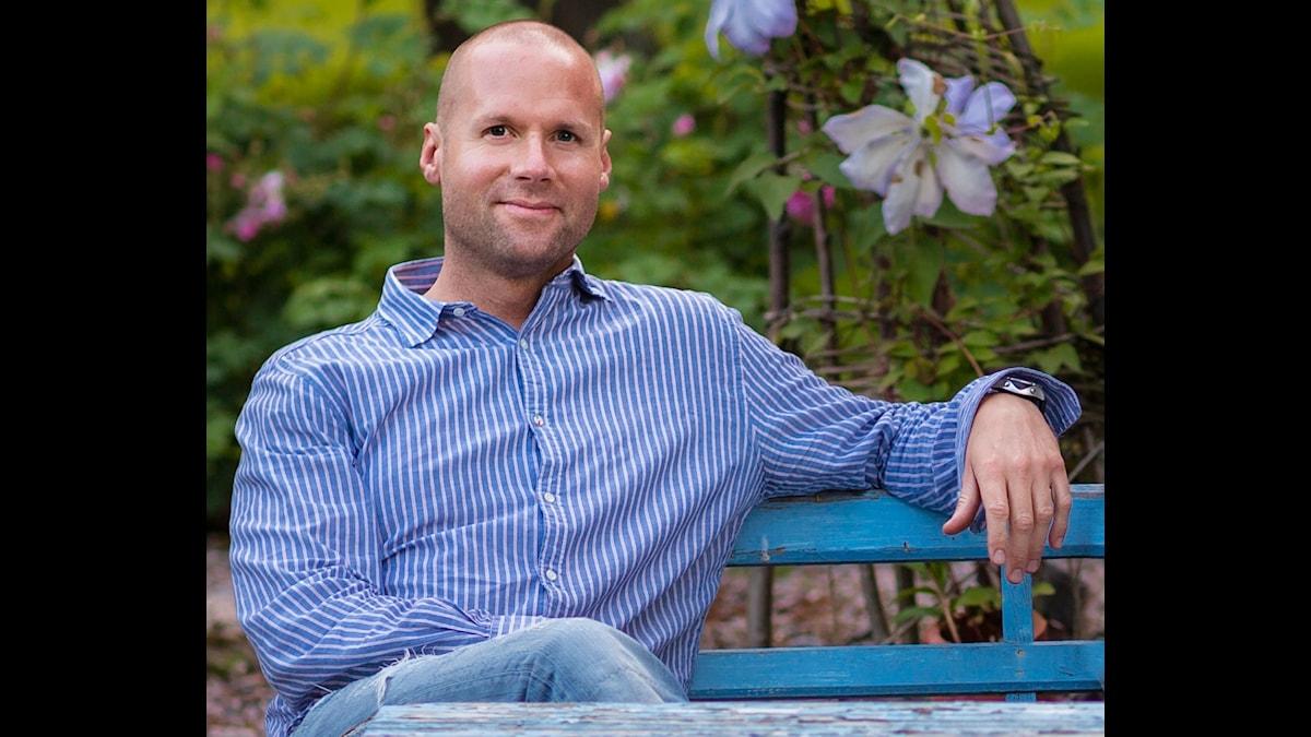 Jesper Anhede tävlar för Sverige i fototävling