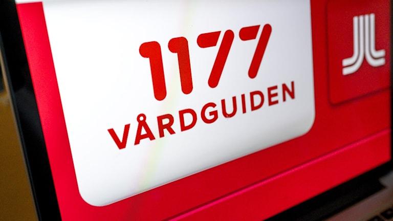 Genrebild på 1177 Vårdguiden.
