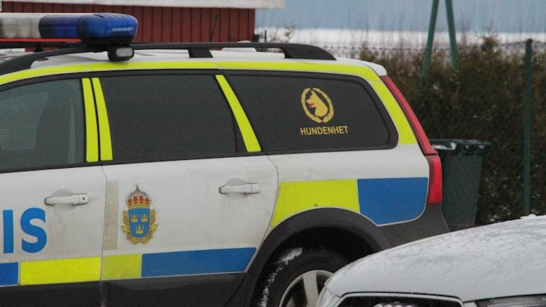 polisbil götene