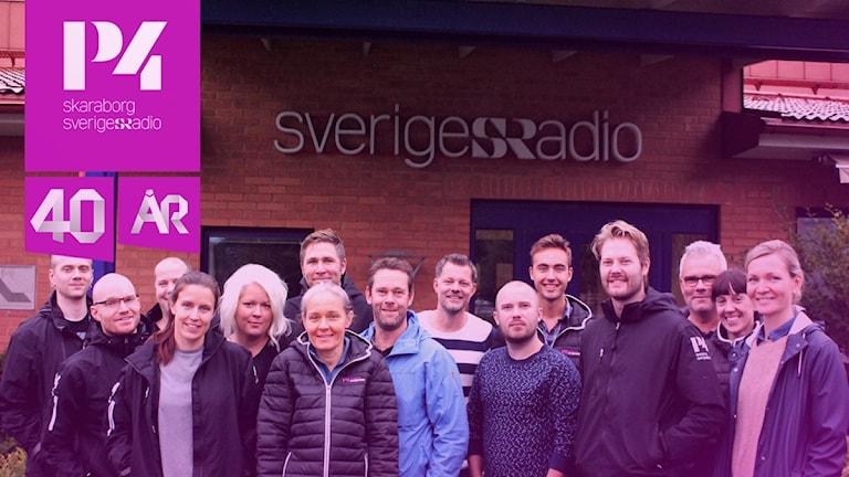 P4 Skaraborgs redaktion