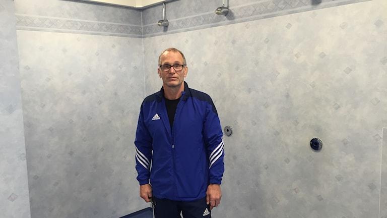 Sören Claesson idrottslärare på Dalängsskolan i Lidköping.