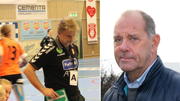 Ordföranden Anders Löfvenborg och Skövde HF har nu inlett arbetet med att hitta en ersättare till Magnus Frisk.