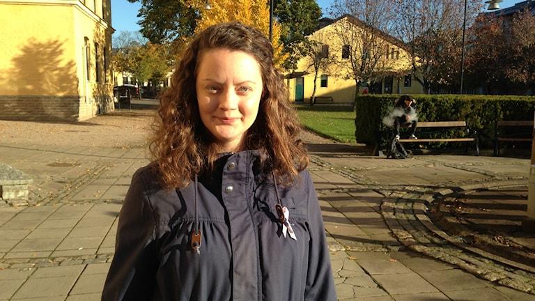 Ida Winter är ordförande i föreningen Natrix i Skövde